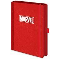 Marvel Logó - jegyzetfüzet - Jegyzetfüzet