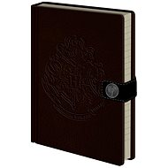 Harry Potter Hogwarts Crest - jegyzetfüzet - Jegyzetfüzet