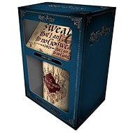 Harry Potter - Marauders Térkép - ajándék szett - Ajándékcsomag
