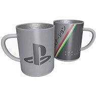 PlayStation 4 Steel Mug - bögre - Bögre