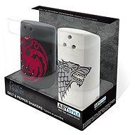 Game of Thrones - Stark & Targaryen - só- és borsszóró - Étkészlet