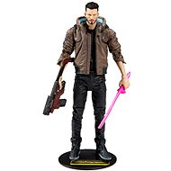Cyberpunk 2077 - V Male - figura - Figura