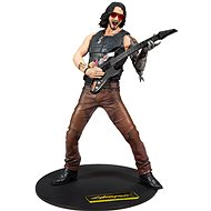 Cyberpunk 2077 - Johnny Silverhand Guitar - figura - Figura