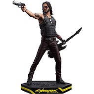 Cyberpunk 2077 - Johnny Silverhand Statue - figura - Figura