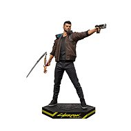 Cyberpunk 2077 - V Male Statue - figura - Figura