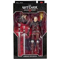 The Witcher 3: Geralt of Rivia in Wolf Armor - figura - Figura