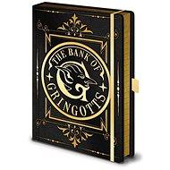 Harry Potter - The Bank of Gringotts - Jegyzetfüzet - Jegyzetfüzet