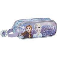 Jégvarázs - dupla tolltartó Elsa termékekhez - Tolltartó