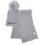 PlayStation - ajándék szett téli kalap és sál - Ajándékcsomag