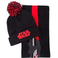 Csillagok háborúja - ajándék szett téli kalap és sál - Ajándékcsomag