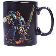 Warhammer 40K Heat Changing Mug - hőre változó bögre - Bögre