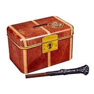 Harry Potter Hogwarts - kincsesláda varázspálcával - Pénzkazetta