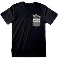 Star Wars Mandalorian - Precious Cargo Pocket - póló - Póló