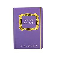 Jóbarátok - The One With The... - jegyzetfüzet - Jegyzetfüzet
