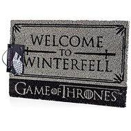 Trónok játék - Üdvözöljük a Winterfell-ben - Lábtörlő