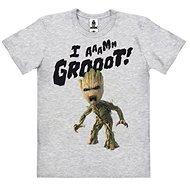 Guardians of the Galaxy - I aaaamm Groot - póló - Póló