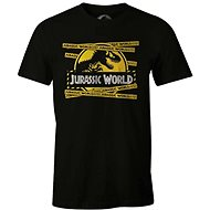 Jurassic World - Danger Logo - póló - Póló