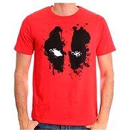 Deadpool - Splash Head - M méretű póló - Póló