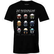 Star Wars Mandalorian - Bounty Hunters - M méretű póló - Póló