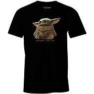 Star Wars Mandalorian - Baby Yoda - póló - Póló