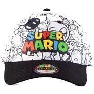 Nintendo Super Mario - sapka - Baseball sapka