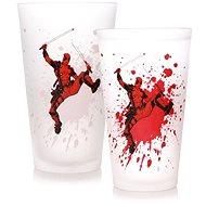 Pohár Deadpool - hőre változó pohár