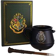 Harry Potter - üst, notebook és golyóstoll - Ajándékcsomag