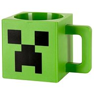 Minecraft - Creeper Face - 3D bögre - Bögre