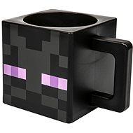 Minecraft - Enderman - 3D bögre - Bögre