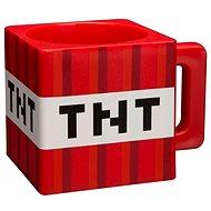 Minecraft - TNT - 3D bögre - Bögre