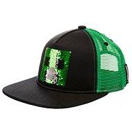 Minecraft - Creeper Pixel - baseballsapka - Baseball sapka