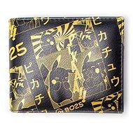 Pokémon - Pikachu Manga - pénztárca - Pénztárca