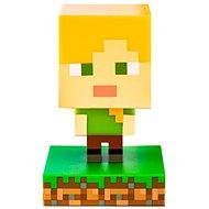Minecraft - Alex - világító figura - Figura