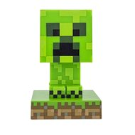 Minecraft - Creeper - világító figura - Figura