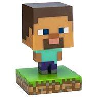 Minecraft - Steve - világító figura - Figura