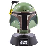 Star Wars - Bobba Fett - világító figura - Figura