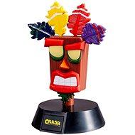 Crash Bandicoot - Aku Aku - világító figura - Figura