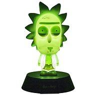 Rick and Morty - Toxic Rick - világító figura - Figura