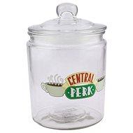 Jóbarátok - Central Perk - süteményesüveg - Edény