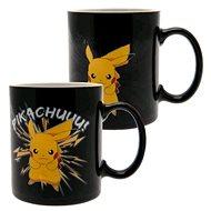 Pokémon - Pikachuuu! - hőre változó bögre - Bögre