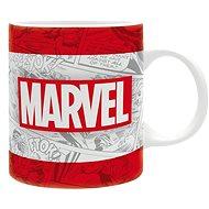 Bögre Marvel - Classic Logo - bögre