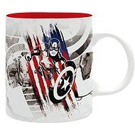 Marvel - Amerika kapitány - bögre