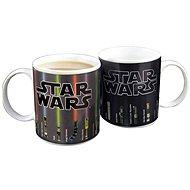 Star Wars - Lightsaber - átváltozó bögre - Bögre