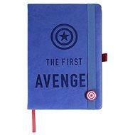 Marvel - Az első Bosszúálló - jegyzetfüzet - Jegyzetfüzet
