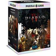Diablo IV: Birth of Nephalem - Puzzle - Puzzle
