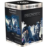 Puzzle Dishonored 2: Throne - Good Loot Puzzle