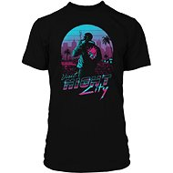 Cyberpunk 2077 - Night City - póló - Póló