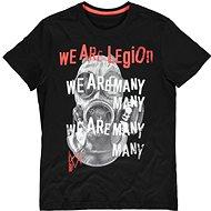 Póló Watch Dogs Legion - We Are Many - póló