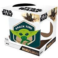 Star Wars - The Mandalorian Snack Time - bögre - Bögre