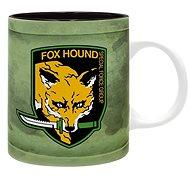 Metal Gear Solid - FOXHOUND - bögre - Bögre